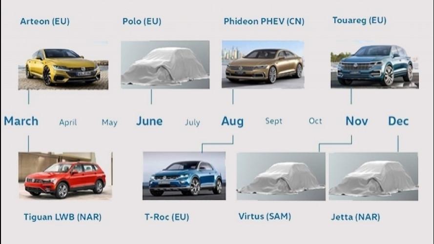 [Copertina] - Volkswagen, tutte le novità del 2017