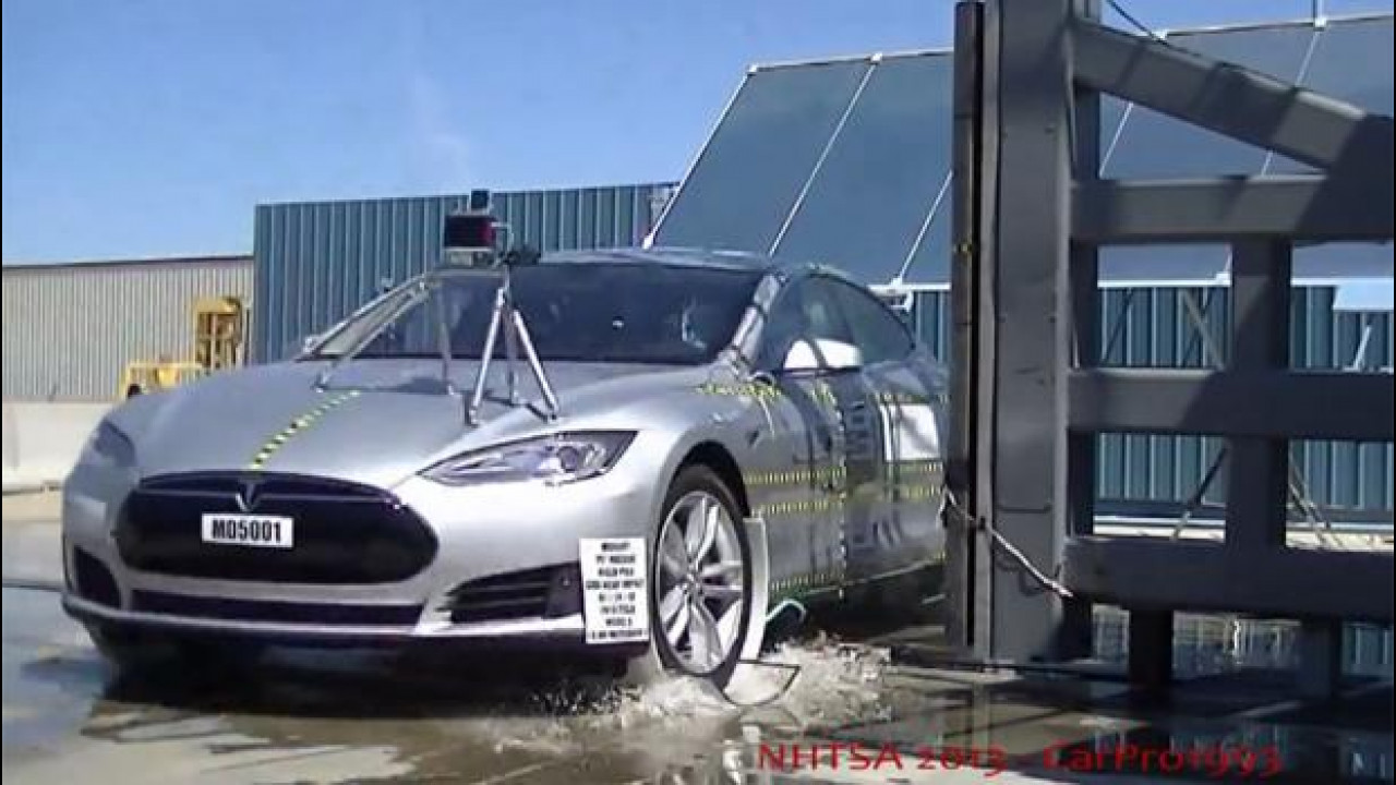 [Copertina] - Le auto elettriche non sono più pericolose di quelle normali