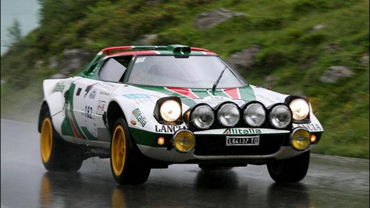 [Copertina] - Lancia Stratos, quando l'Italia correva davvero