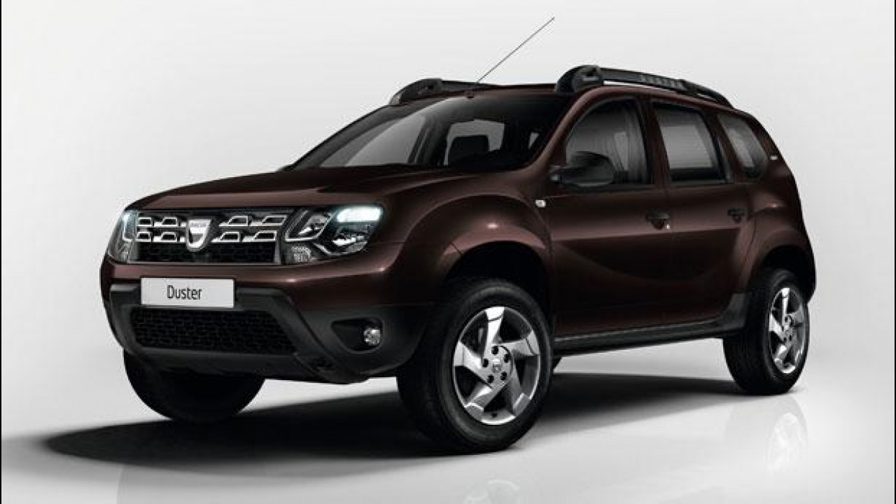 [Copertina] - Dacia Duster Essential, speciale in Brown Chili