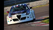 Alfa Romeo Giulietta TCR Romeo Ferraris, il Biscione torna in pista