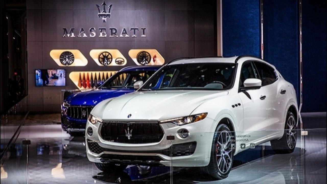 [Copertina] - FCA, trimestre record grazie a Maserati