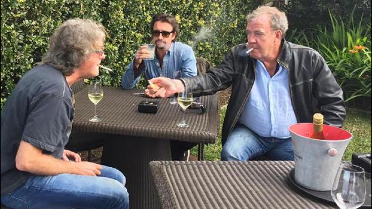 [Copertina] - Jeremy Clarkson, anche Apple gli ha fatto un'offerta