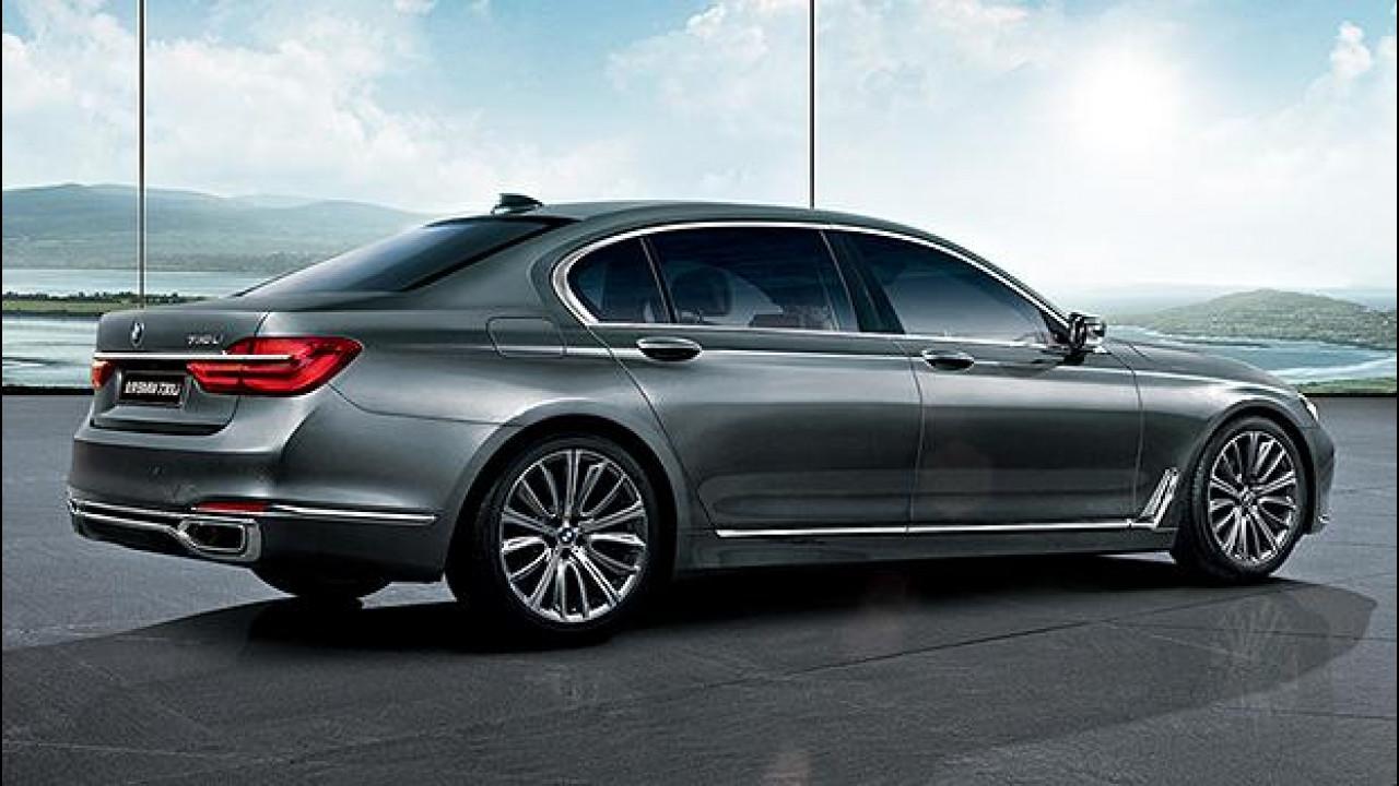 [Copertina] - BMW Serie 7, anche lei a 4 cilindri