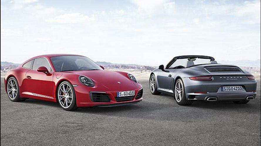 Porsche 911 restyling, l'era del turbo [VIDEO]