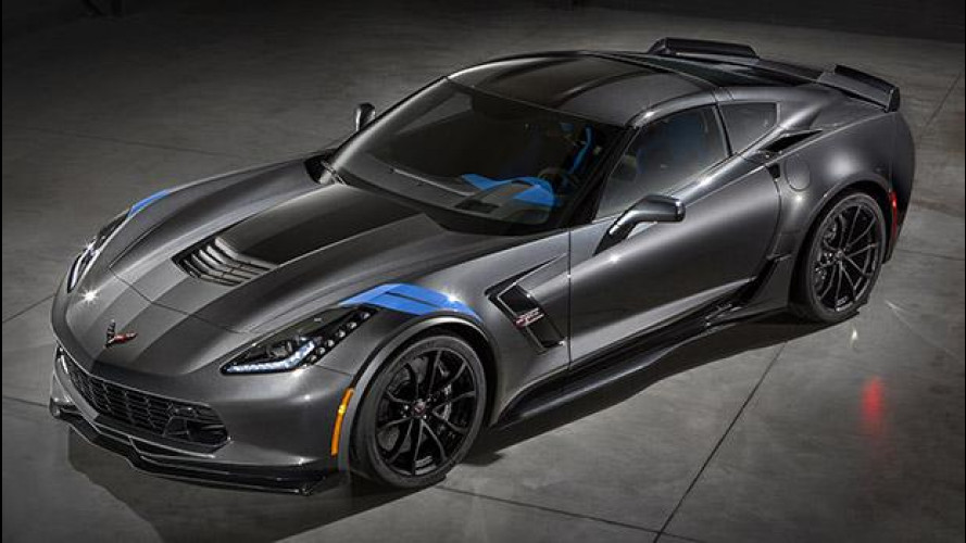 Chevrolet Corvette Grand Sport, le corse nel sangue