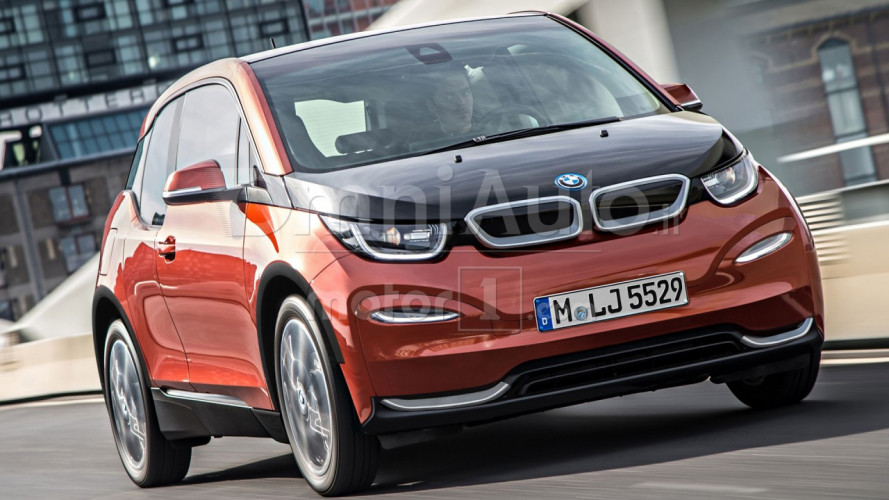BMW i3, l'aggiornamento che non si vede
