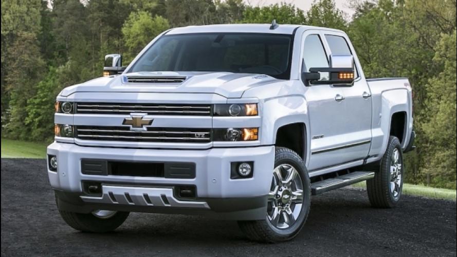 General Motors sotto inchiesta per i diesel negli USA
