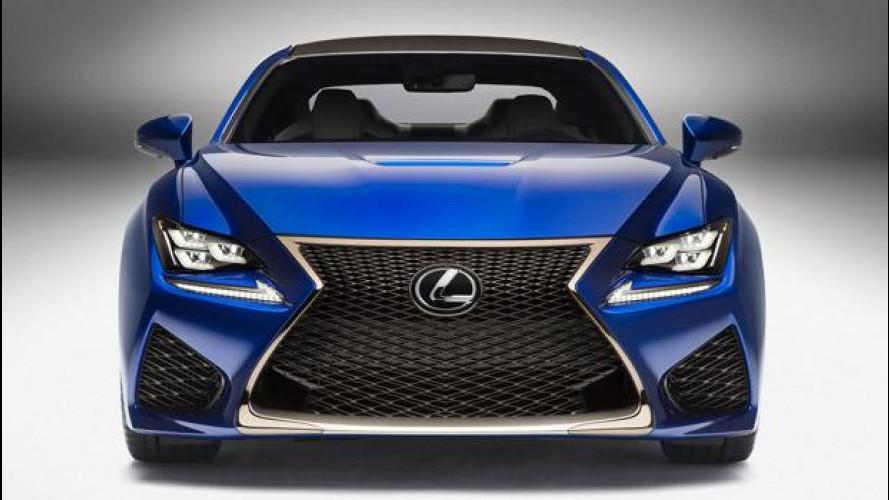 Lexus è il marchio più affidabile negli USA