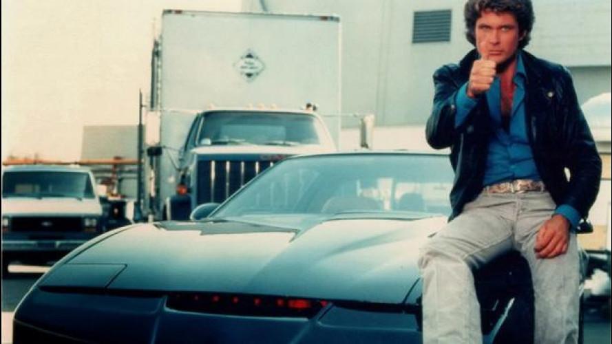 Visszatér a képernyőkre a Knight Rider klasszikus párosa