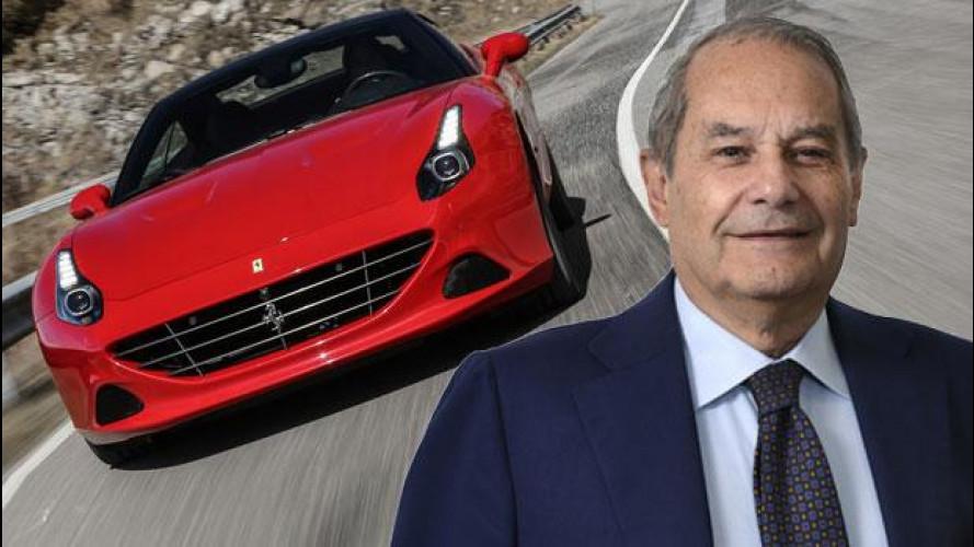 Ferrari: Felisa lascia, Marchionne è ad e presidente