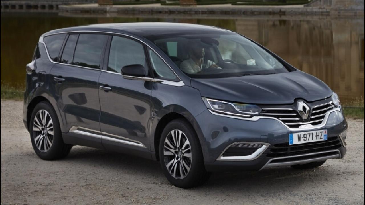 [Copertina] - Renault Espace MY 2017, connessa e con un turbo benzina più potente