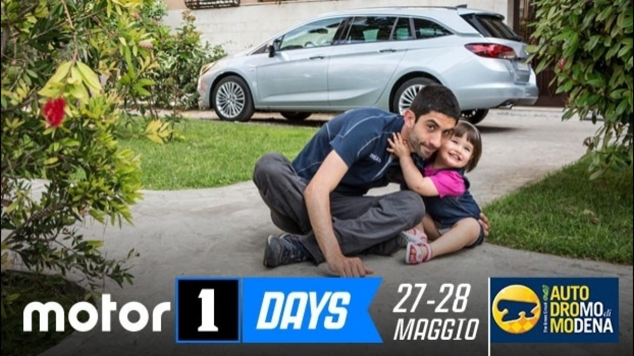 [Copertina] - Motor1Days: una festa per tutti, famiglie comprese