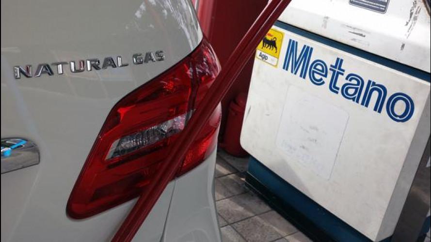 Il metano è il carburante del futuro (in Italia)?