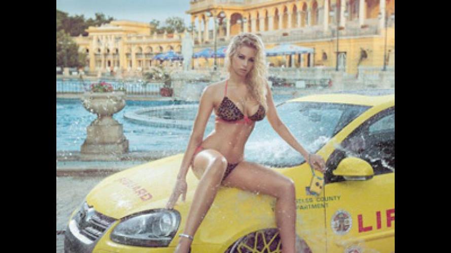 Miss Tuning 2014 sorprende la rete con il calendario