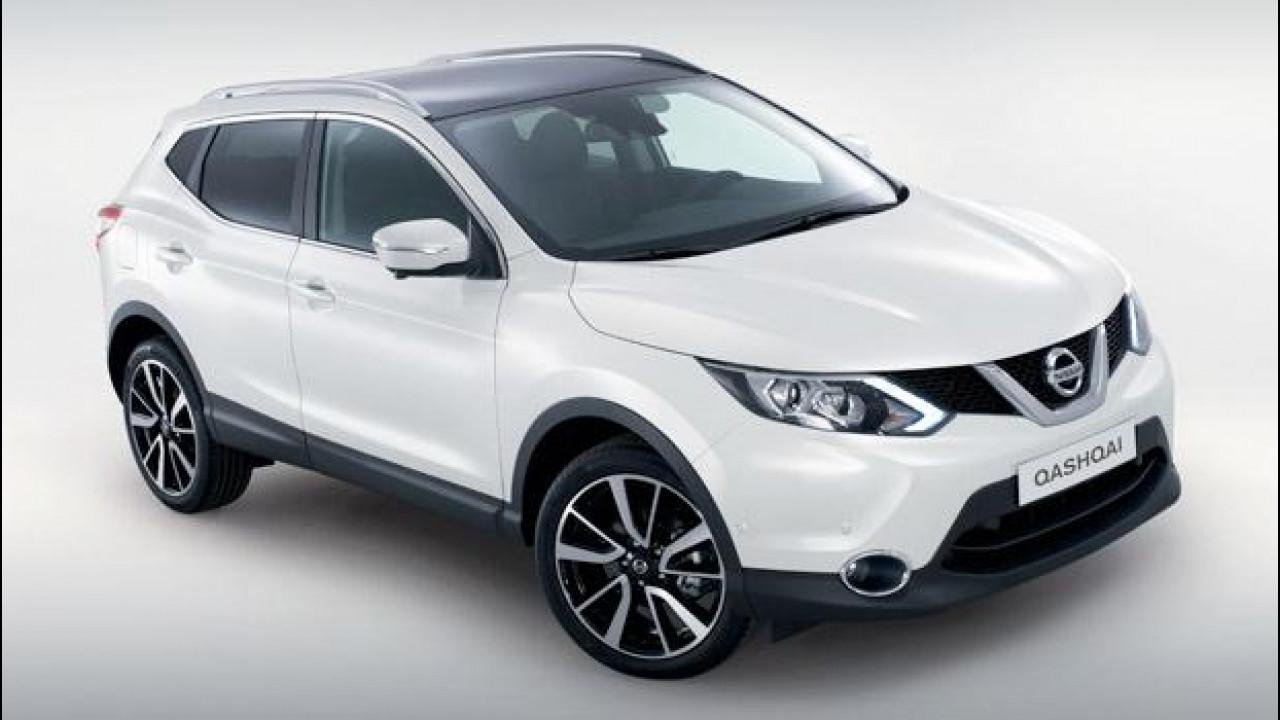 [Copertina] - Nuovo Nissan Qashqai, tutta la tecnologia