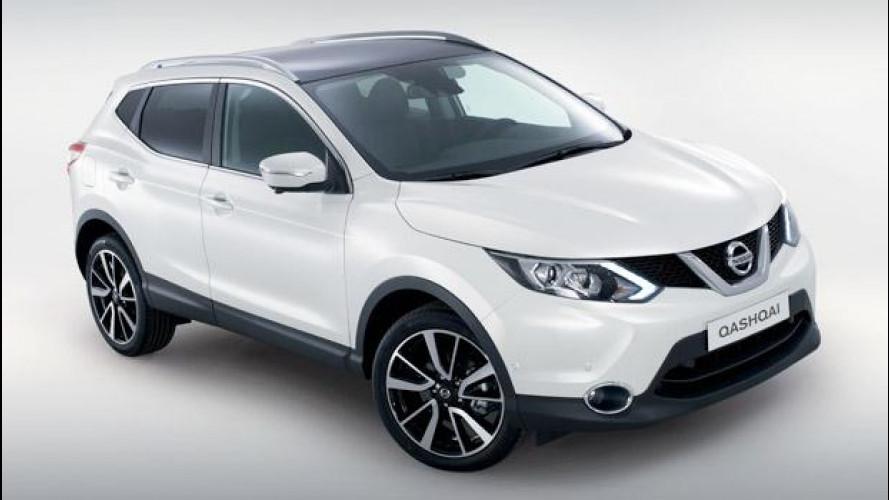 Nuovo Nissan Qashqai, tutta la tecnologia