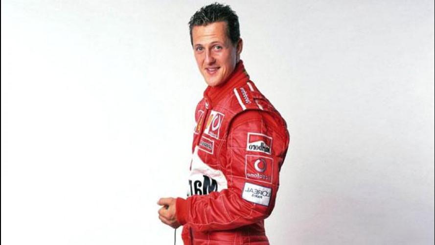 Schumacher, come sta lo dicono gli amici