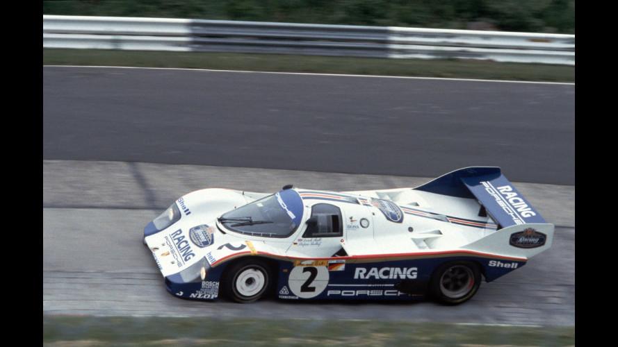 Stefan Bellof, il Re del Nürburgring