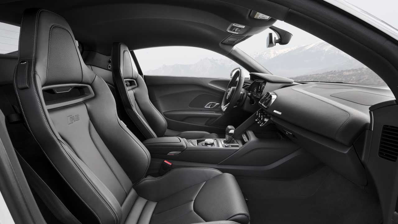 Audi R8 RWS, Essai