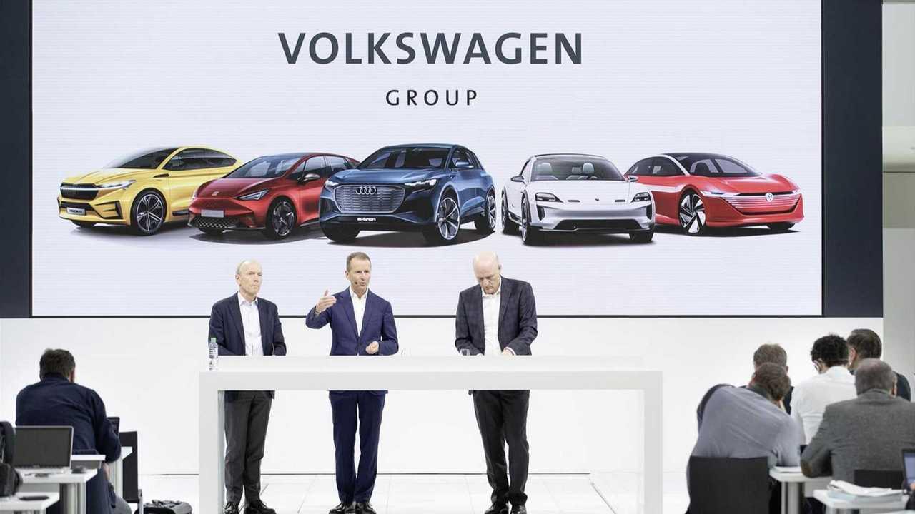 VW 70 elettriche