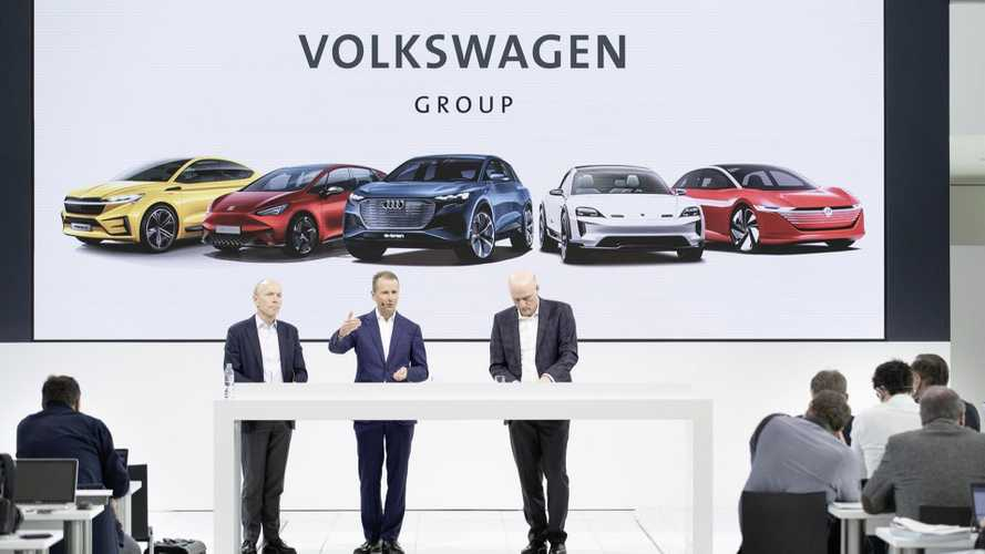 Gruppo Volkswagen, entro il 2028 settanta modelli elettrici