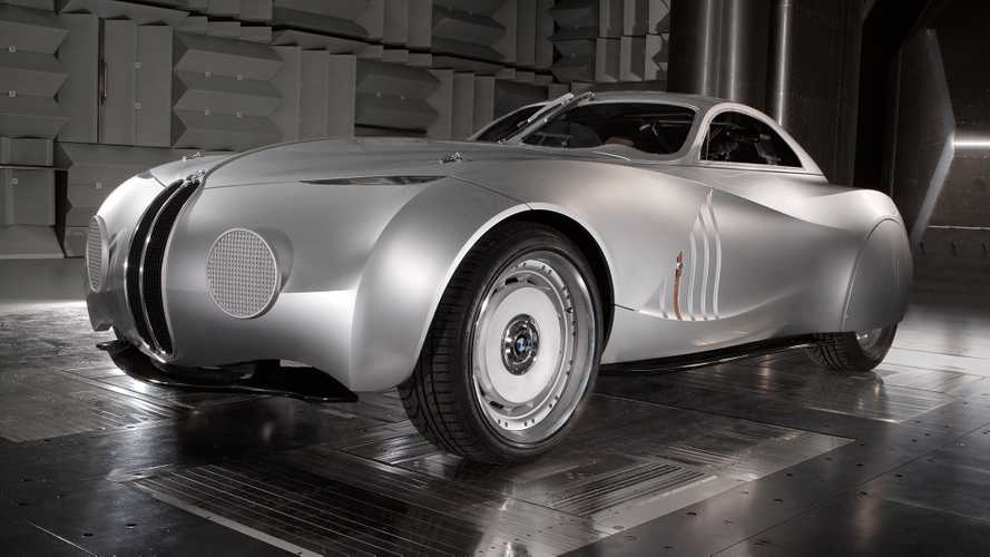 2006 BMW Mille Miglia Coupe: Concept We Forgot
