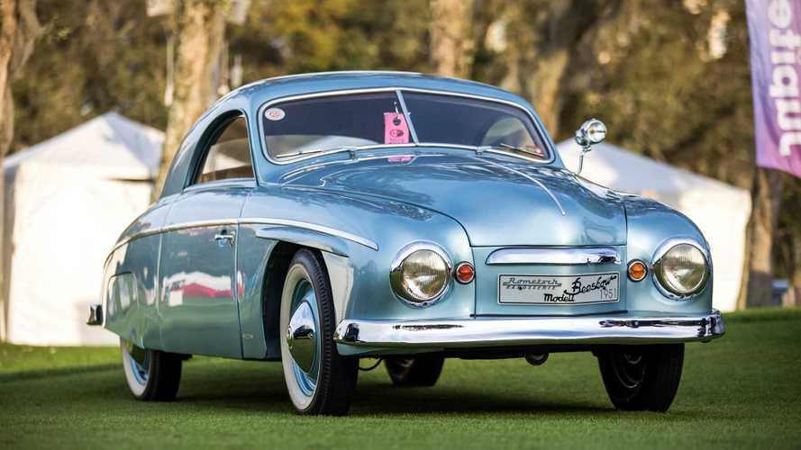 Rometsch Beeskow: Ein VW Käfer im Sonntagskleid
