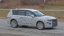 Cadillac XT6 Spy Shots