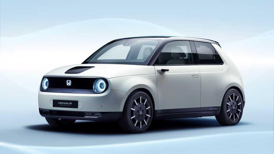 Honda e Prototype: Neue Bilder vom geplanten Elektroauto