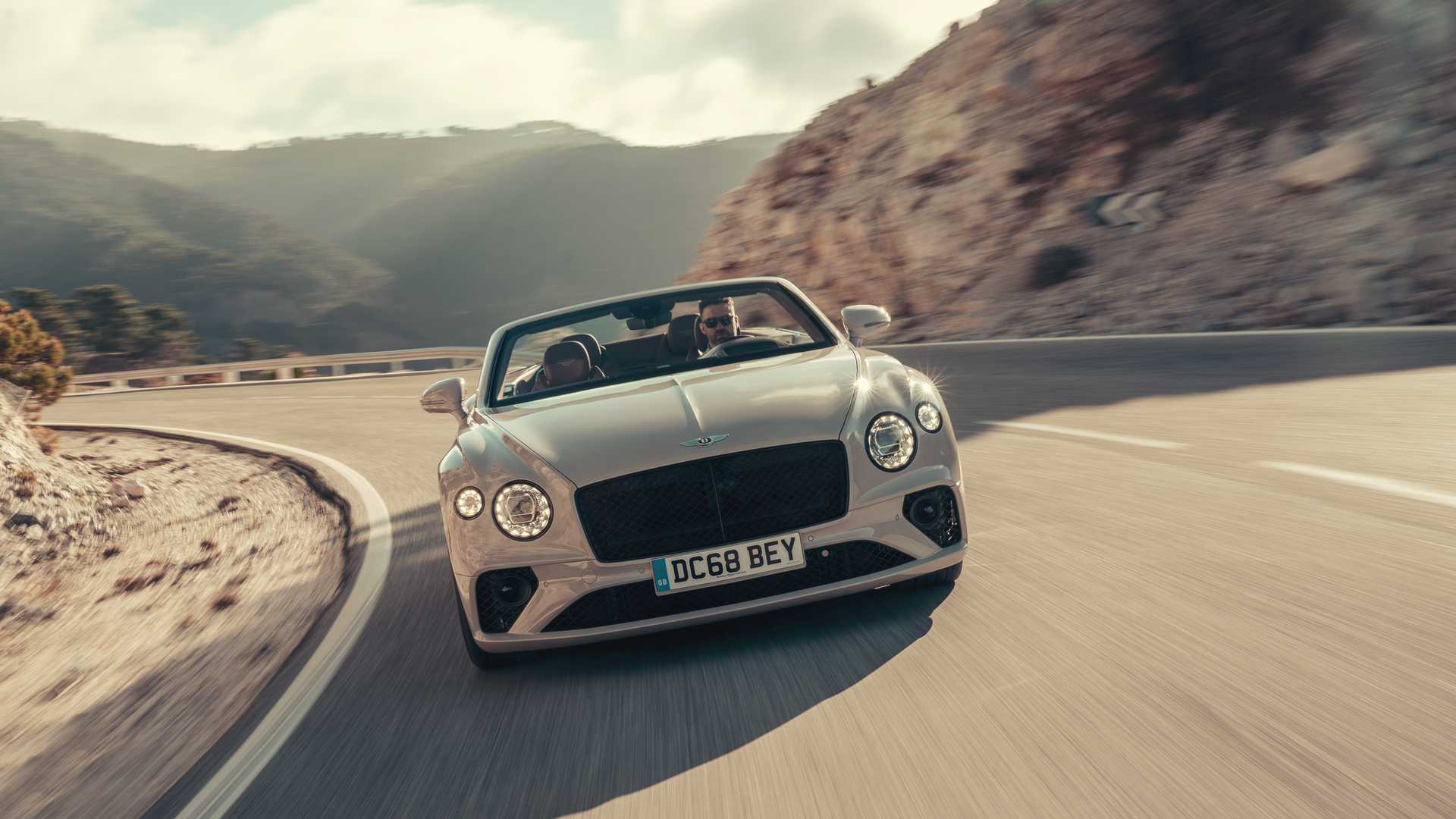 2020 Bentley Continental Gt Convertible First Drive Continental Power