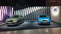 Subaru e-Boxer motorlarıyla Cenevre'de