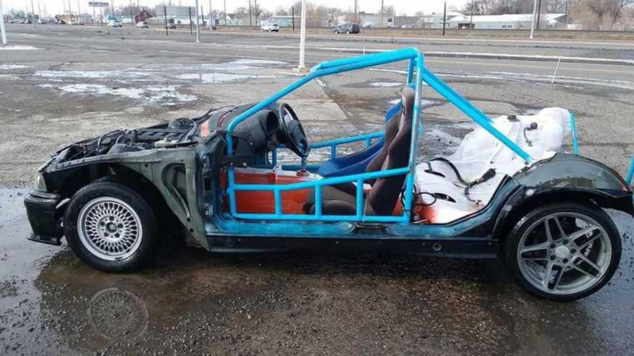 BMW 3 Series Death Cart