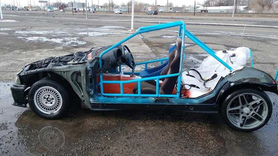 BMW 3 Series Death Cart