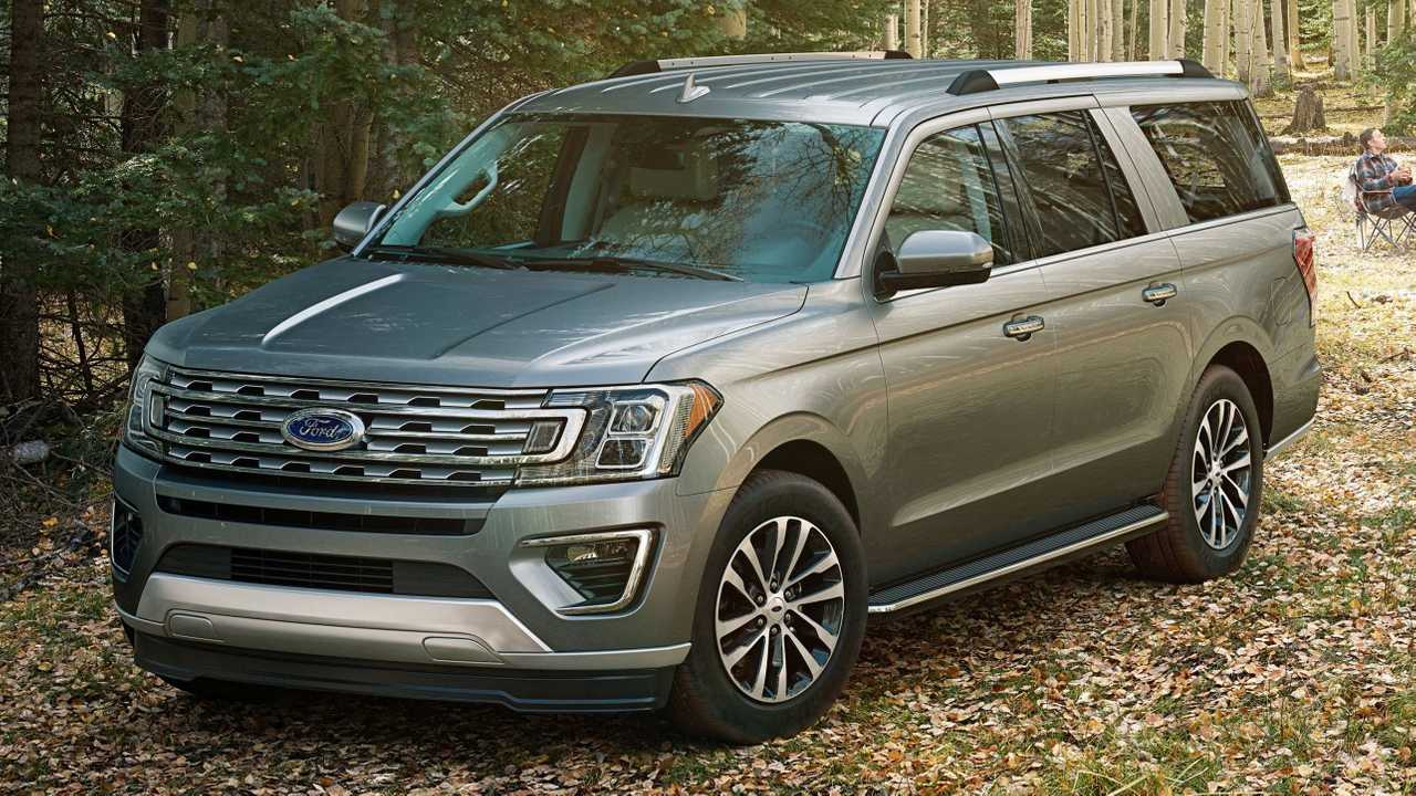 2. Ford Expedition (Tie)