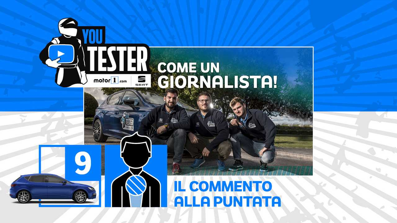 YouTester commento episodio 9