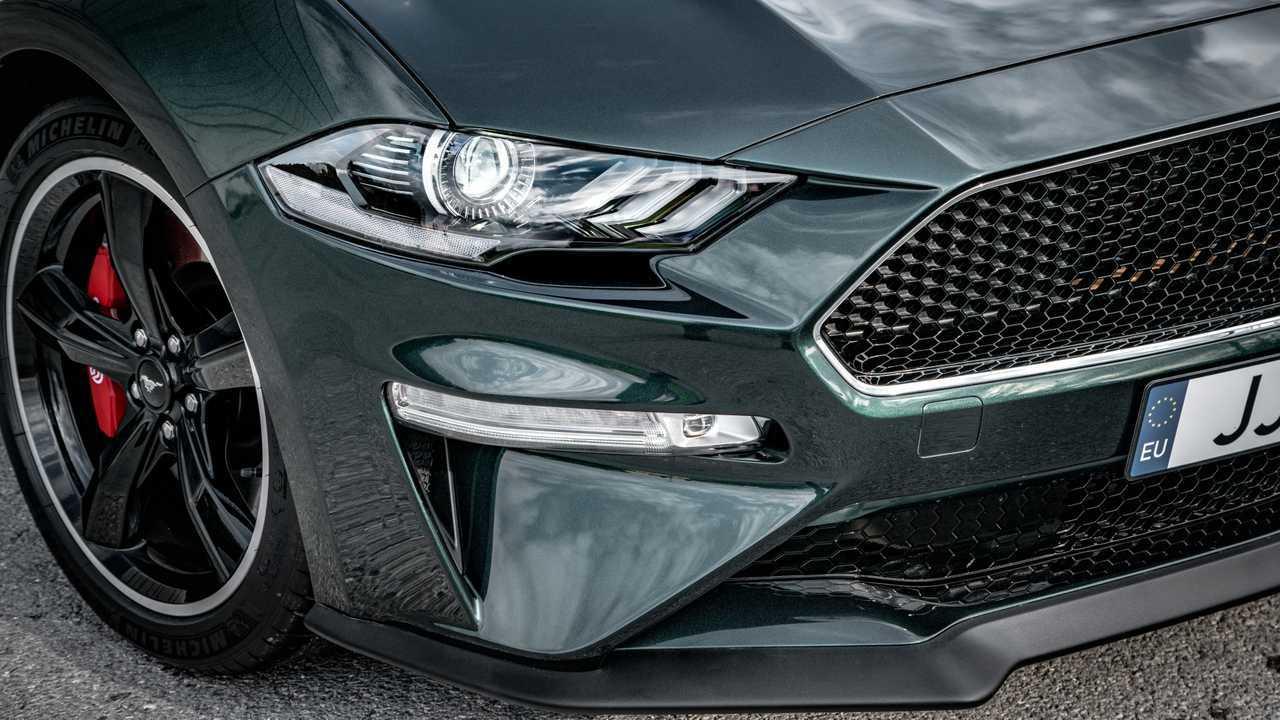 Essai Ford Mustang Bullitt