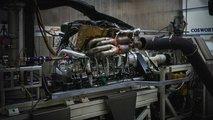 Aston Martin Valkyries Cosworth V12-Motor