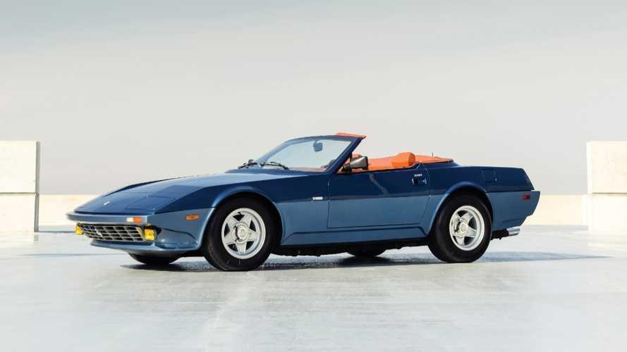 Michelotti's Daytona NART Spider Is Ferrari Done Differently