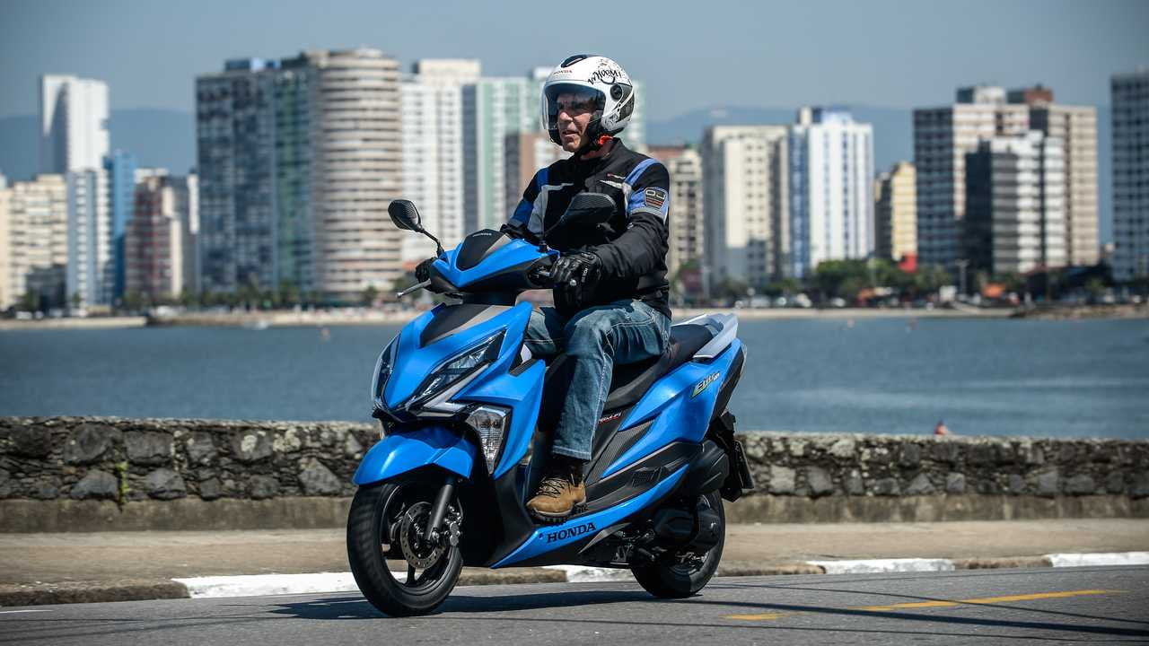 Avaliação: Honda Elite 125