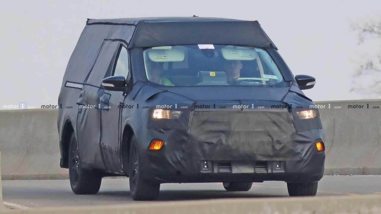 Ford Ranchero 2021 - Flagra