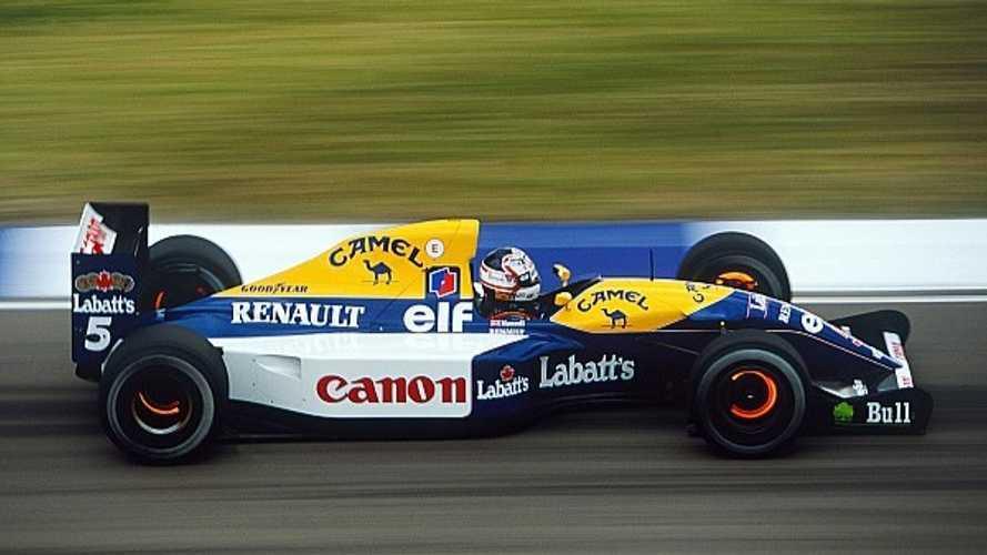 La Williams championne du monde de Mansell aux enchères
