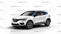 Render Renault Captur 2019