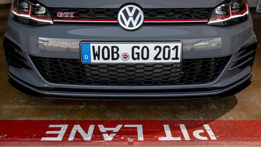 Volkswagen Golf GTI TCR Test (2019)