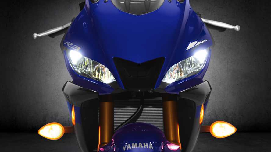 YZF-R3 First Ride