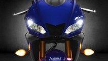 2019 Yamaha YZF-R3 Front