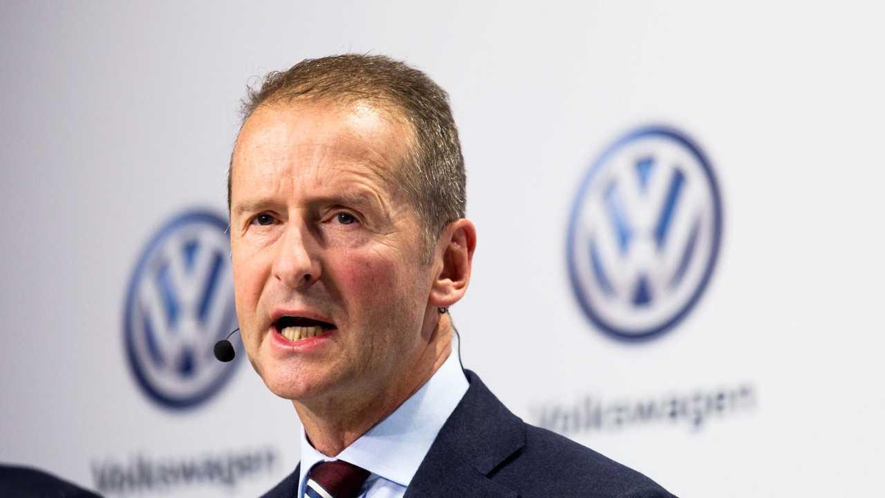 Herbert Diess a capo di Volkswagen