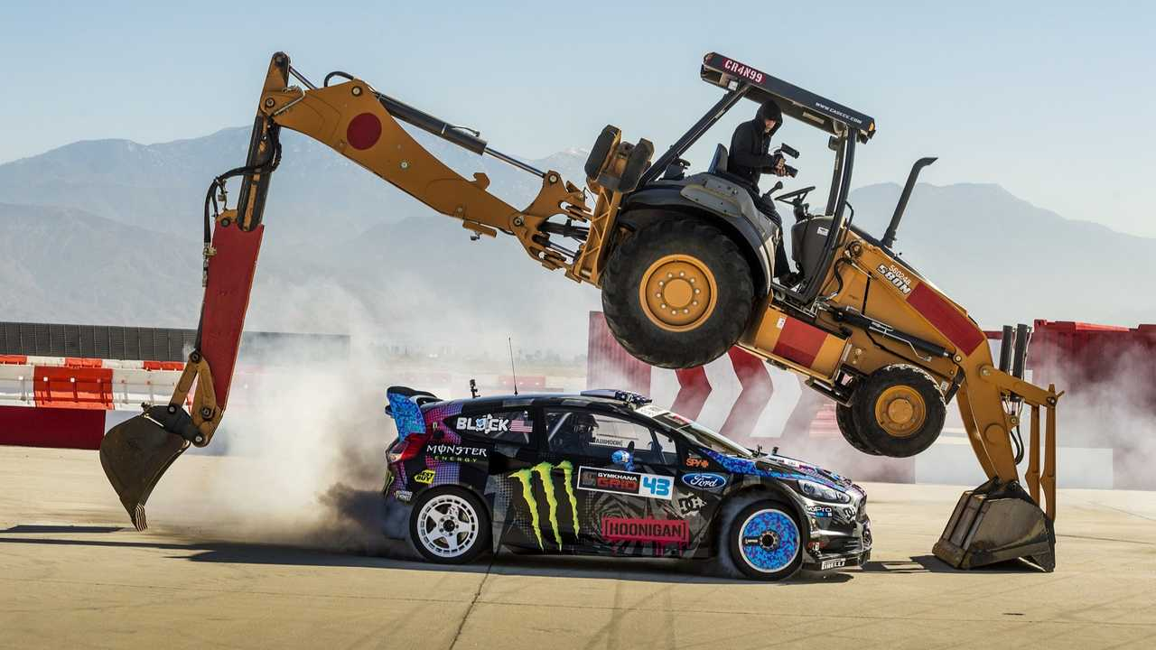 Gymkhana 6: Ultimate Gymkhana Grid Course (2013)