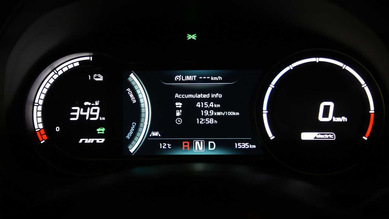 Essai Kia e-Niro 150 kW