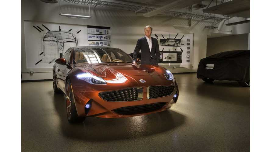 Fisker Atlantic Production Pushed Back Until Late 2014, Over 2,000 Karmas Sold